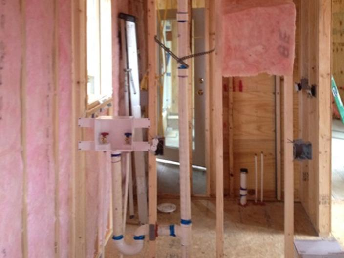 House Addition, Utility Room
